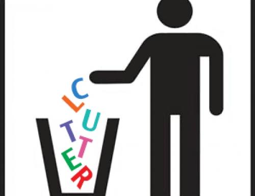 De-clutter your mind